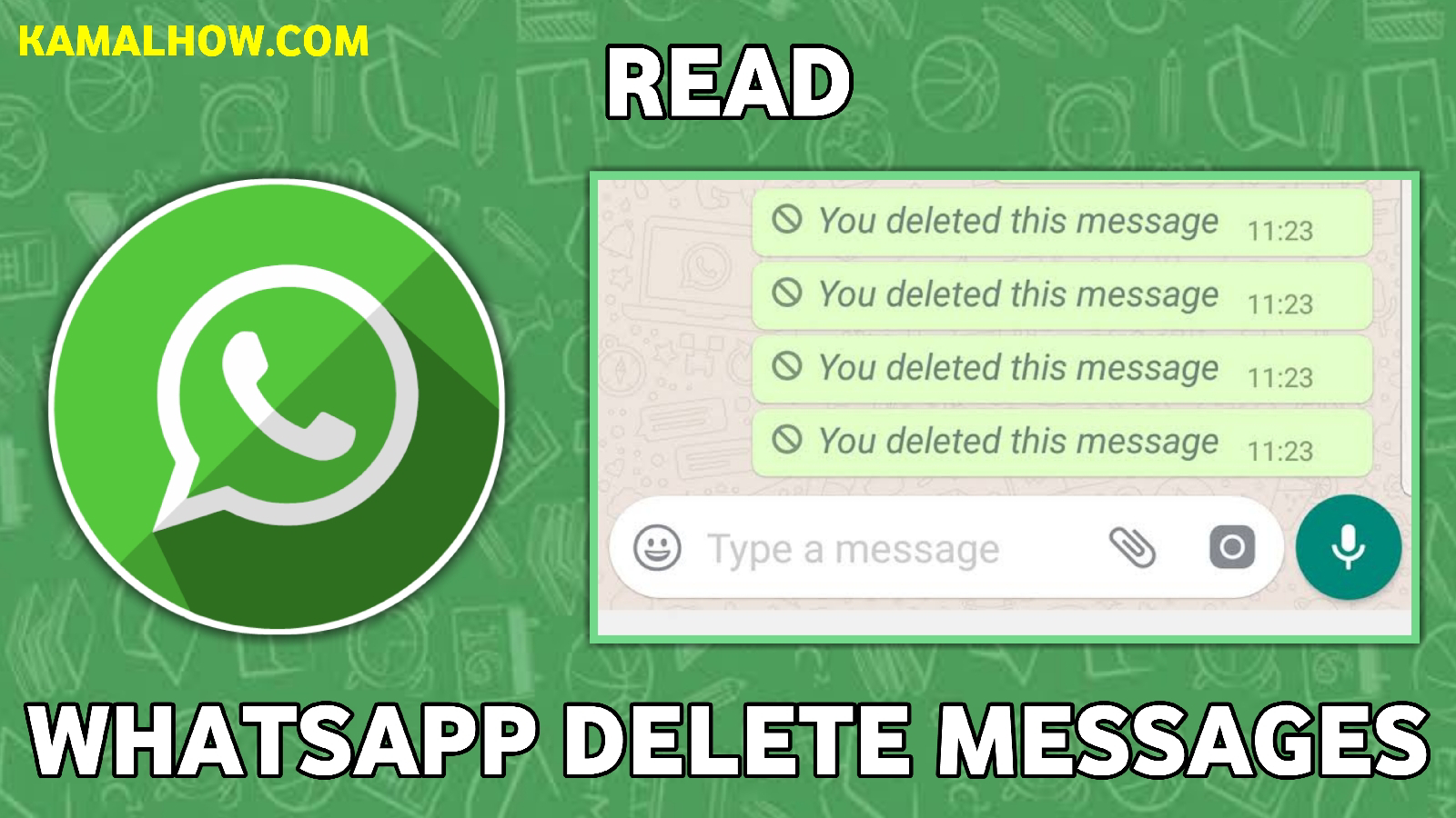 How to Read a Deleted WhatsApp Messages, read deleted whatsapp messages app, read deleted whatsapp messages without using app, read whatsapp messages without opening whatsapp, read whatsapp messages without bluetick, read deleted messages whatsapp, read deleted messages on gb whatsapp, read deleted messages whatsapp android, whatsapp delete message kaise dekhe padhe, whatsapp delete message kaise dekh sakte hain