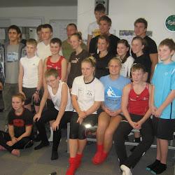 Træningssamling i Maribo med Anders Gustafsson