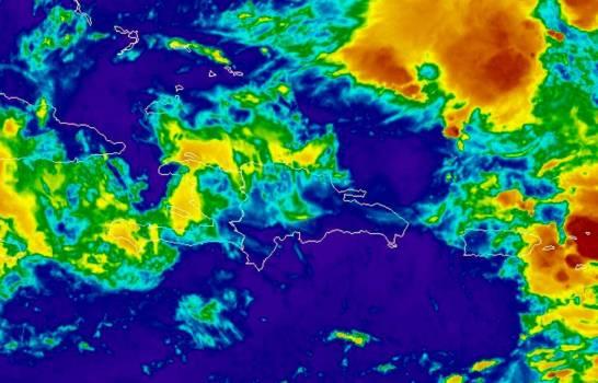 Vaguada y onda tropical siguen este lunes sobre el país