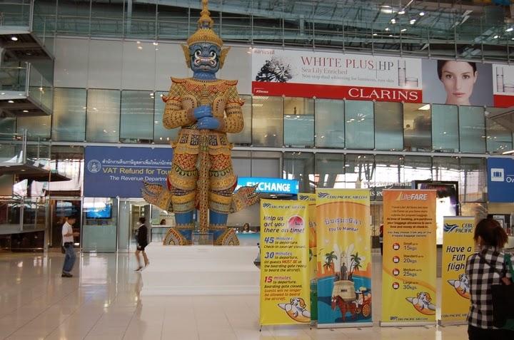 フィリピン人とタイランドにプチトリップする方法