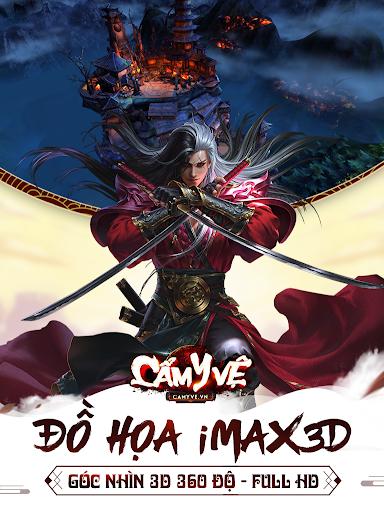 Cẩm Y Vệ Mobile  captures d'écran 2