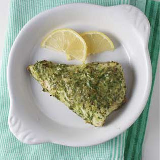 Lemon, Parsley and Garlic Grouper