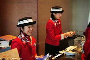 Toyota Auto Museum Reception