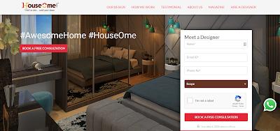 Houseome-Interior Designer Firms
