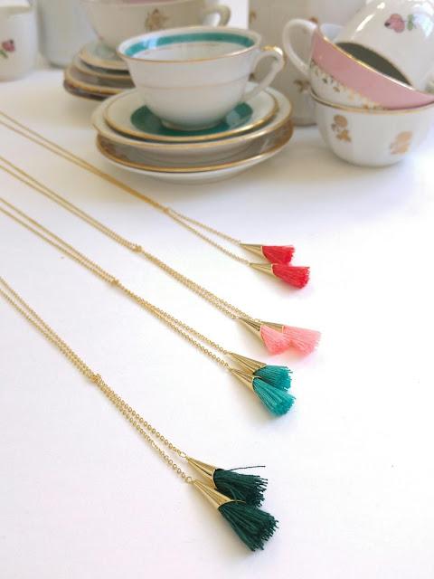 bijoux fins et délicats
