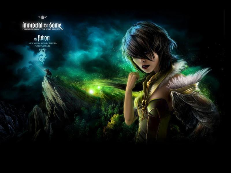 Immortal Warrior, Fallen Angels