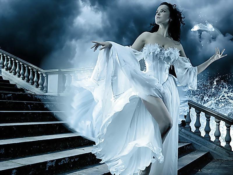 Snow Cinderella, Magic Beauties 1