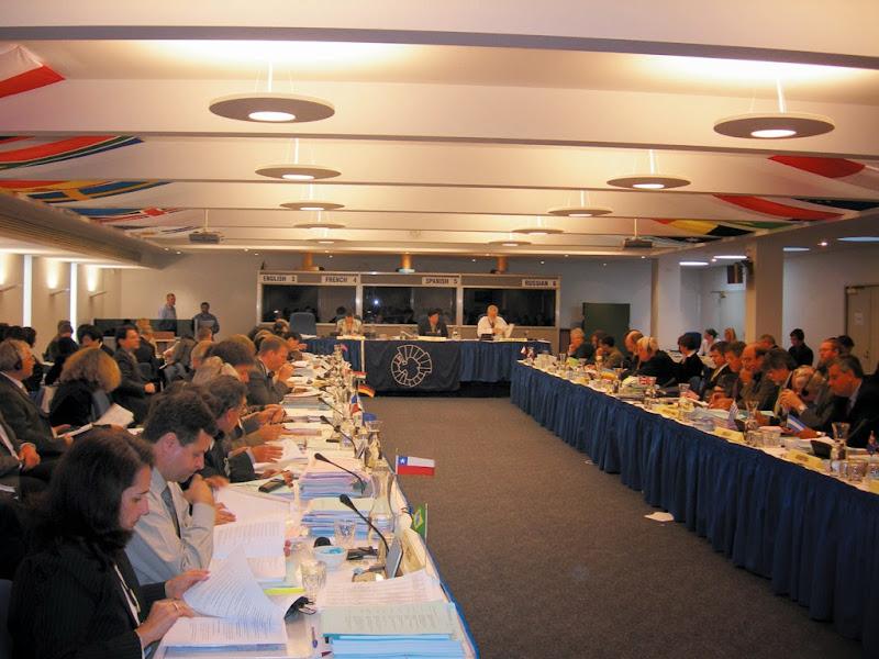 남극해양생물보존협약 총회