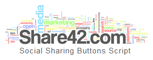Share42.com - Free Social Sharing Buttons Script