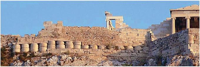 Ακρόπολη: Συνέχιση των έργων προστασίας των τειχών