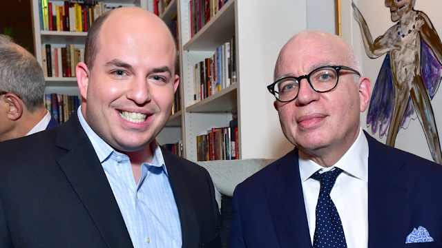 Wolff Torches Stelter: You Don't Report 'What's Real,' 'Your Fault' People Hate Media