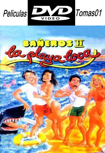 Bañeros 2: La Playa Loca (1989) DVDRip