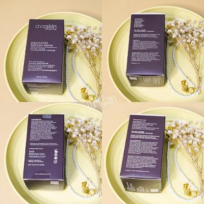 review-avoskin-miraculous-refining-serum-dikulit-berjerawat