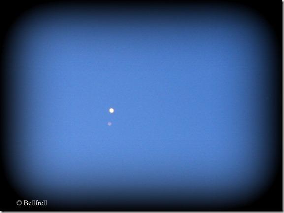 Jupiter und Mars 3