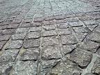 Block stone pave