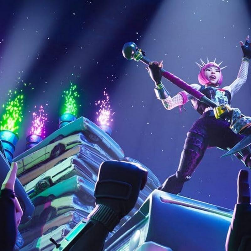 E3 2018 – Fortnite CELEBRITY PRO-AM, PARTY ROYALE E MAIS