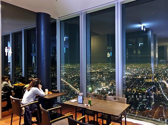 37 日本大阪 阿倍野展望台 HARUKAS 300 日本第一高摩天大樓 360度無死角視野 日夜皆美