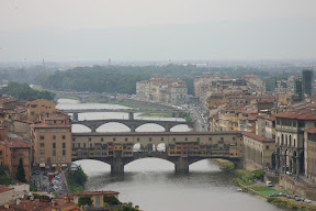 Ponte Vecchio over the Arno, Florence