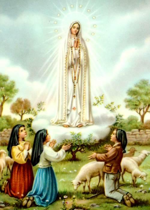 Đức Mẹ Fatima