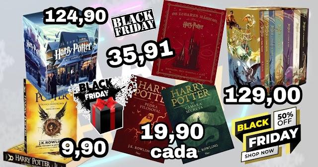 A Black Potter Continua as melhores Ofertas em livros e cupom de desconto confira: