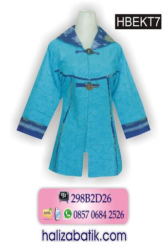 HBEKT7 Baju Batik Murah, Butik Baju Batik, Busana Batik Wanita, HBEKT7