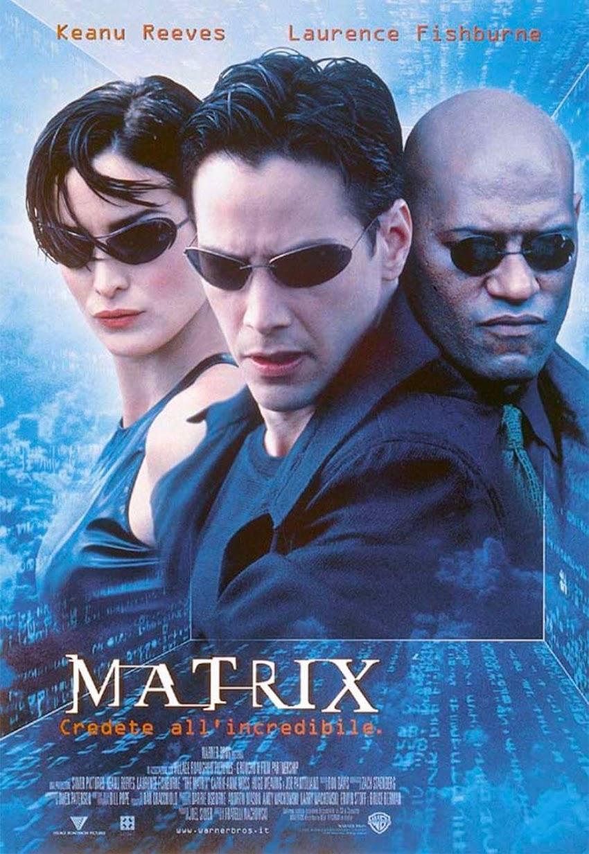 Il 31 marzo 1999 debuttava nelle sale Matrix