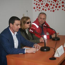 Inauguración reforma Cruz Roja Montijo
