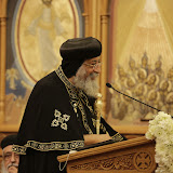 His Holiness Pope Tawadros II visit to St. Mark LA - _09A9224.JPG