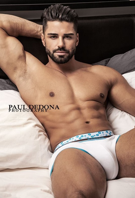 Kenan Engerini by Paul Dedona Photography