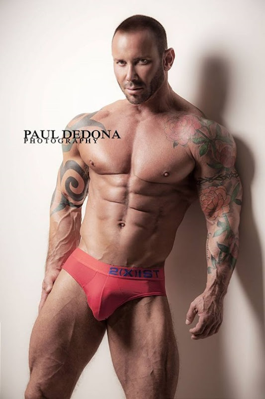Scott Cullens by Paul Dedona Photography