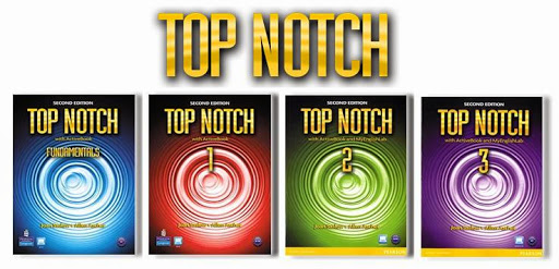 DVD eBook Longman Top Notch 2nd Edition 4 Level The