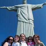 Férias no Brasil - 1° dia (12.08.2010) - Rio de Janeiro