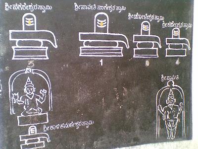 Samaresh @ Panchalingeshwara temple