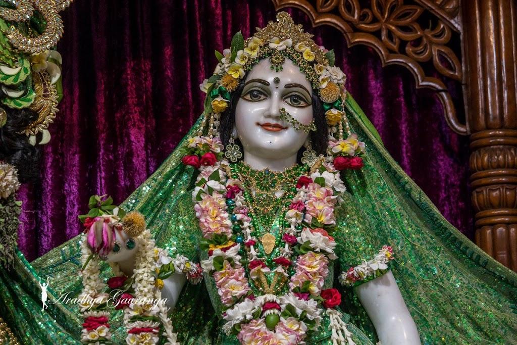 ISKCON Mayapur Deity Darshan 08 April 2016 (9)