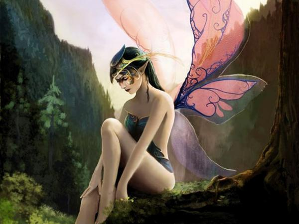 Young Fay Woman, Fairies 4