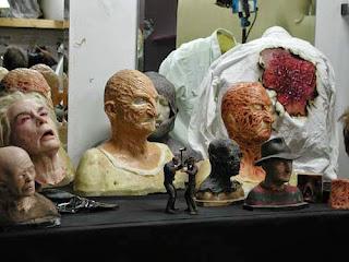 Inside Make-up FX Wizard Bill Teriyakis