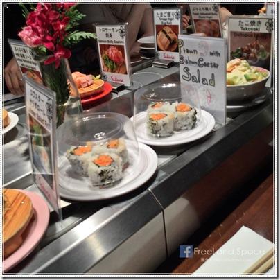 Sakura Kaiten Sushi @ Melbourne