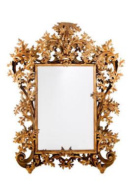 Patty Villegas - The Lifestyle Wanderer - Casa de Memoria - Tercero Online Auction - Pablo Picasso - Isabelino Style Mirror