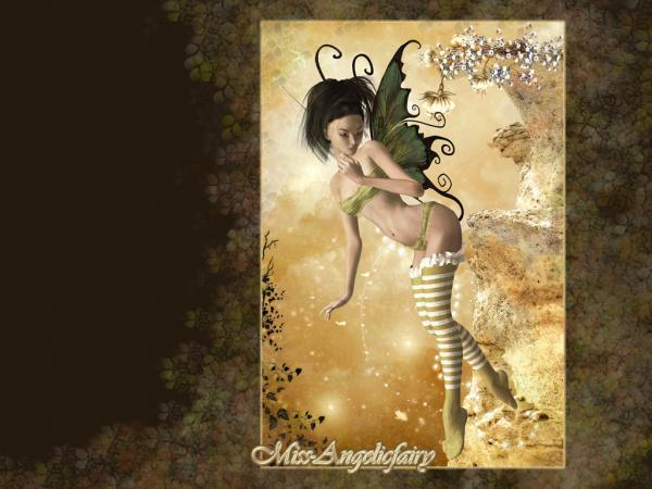 Miss Angelic Fairy, Fairies Girls 2