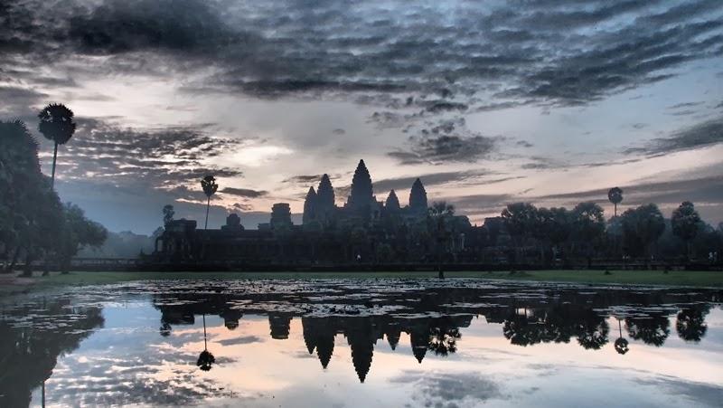 Dawn of Angkor