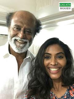 Anjali Patil About Rajini and working in Kaala - Tamil cinema