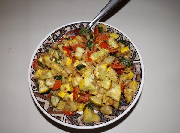 Daniel Vegetables Recipe