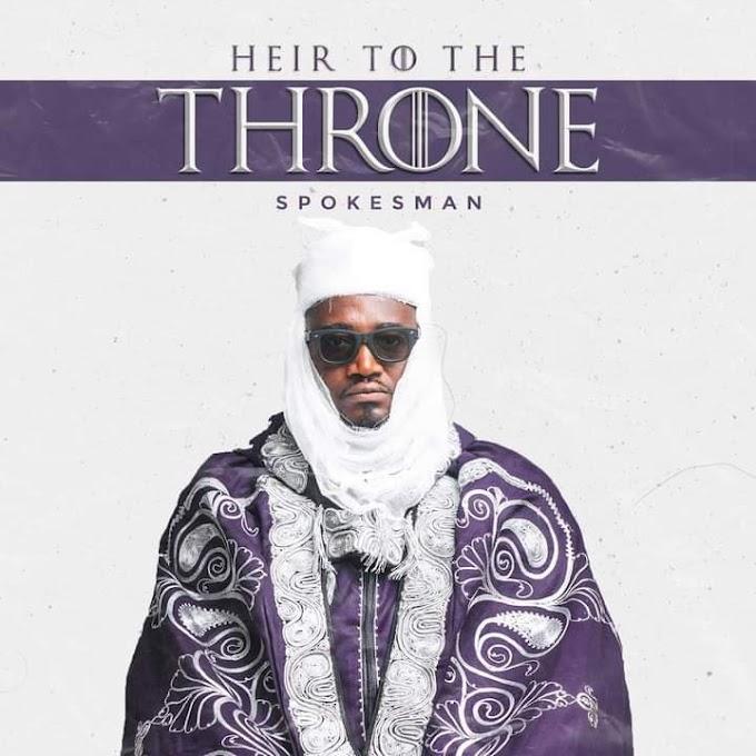 Spokesman — Heir To The Throne (Album)