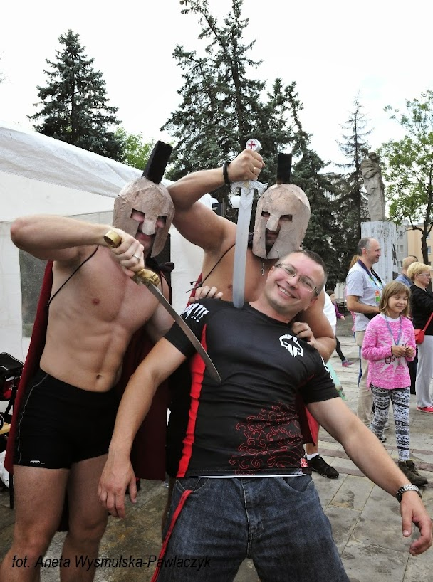 Sparta Gym 2 Festyn Sportowy