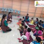 Ganesh Chaturthi Celebration by Nursery Section at Witty World Bnagur Nagar (2018-2019)