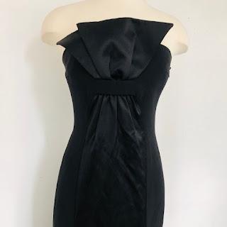 Giorgio Armani Strapless Gown