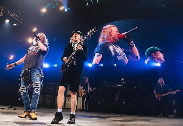 Lanzó video AC/DC