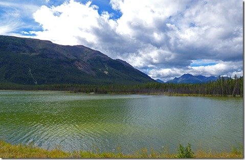 Lake and Cassiar Mountains, Cassiar Highway