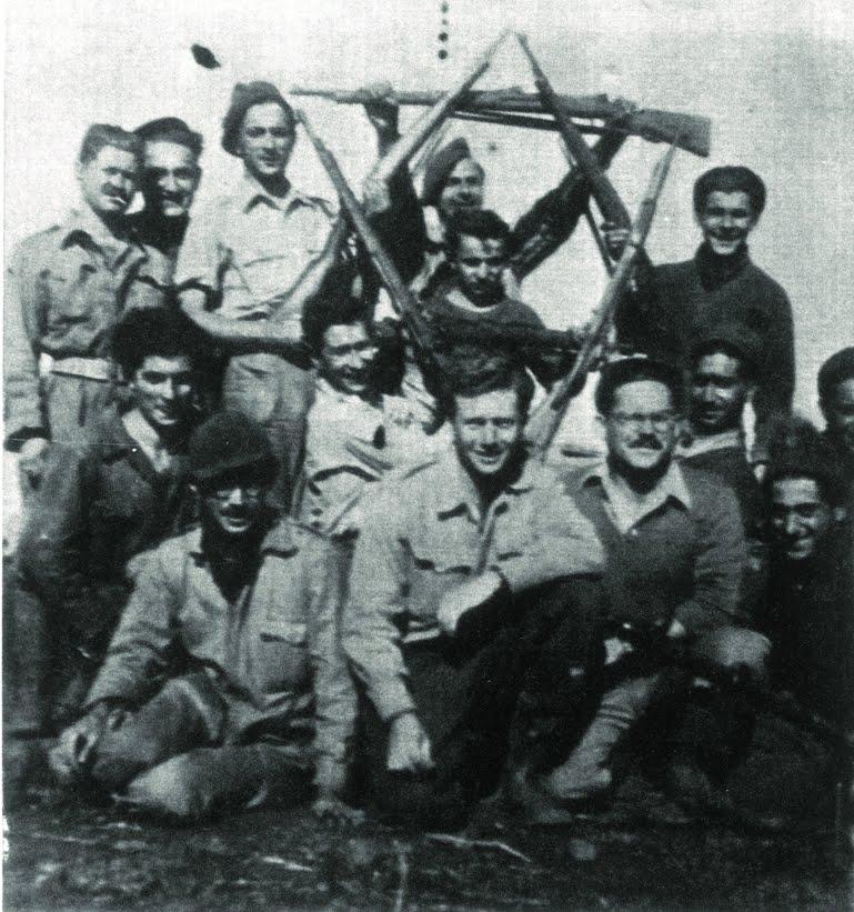 1948 heroes re-create history