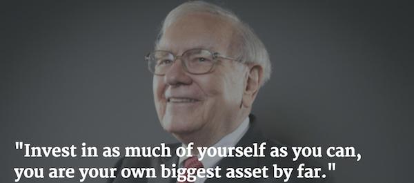Những lời khuyên của tỉ phú Warren Buffet